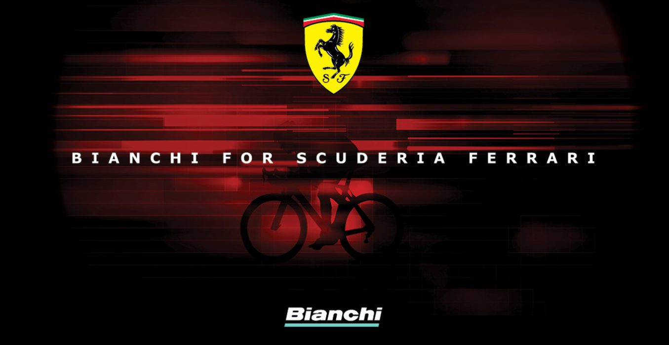 Bianchi for Scuderia Ferrari – SF01 予約受付中