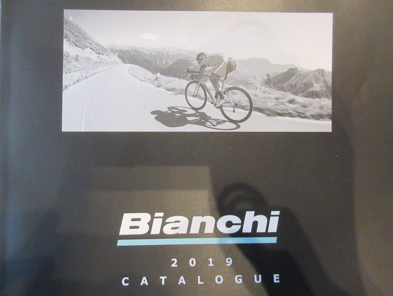 Bianchi 2019 クロスバイク編