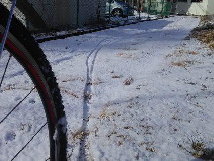 雪の日のうれし、悲し