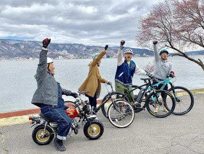 [本日放送]安田大サーカスと行く!春の信州レジャーガイド