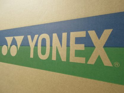 YONEX / CARBONEX がやってきた