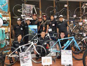 【TEAM BRDGETONE Cycling】平野星矢選手、沢田時選手 COUPE DU JAPON 富士見パノラマ大会ご健闘を心より祈念申し上げます