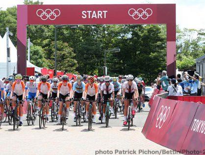 まさかの?誤算を生んだ勝者への「過小評価」 2020TOKYO Olympic 自転車ロード女子
