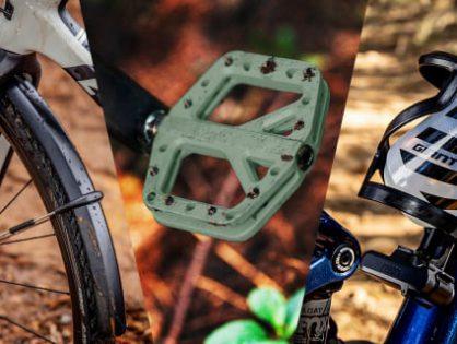 新製品情報2022 ジャイアント ディスクブレーキバイク用のフェンダーやツール搭載可能なボトルケージ